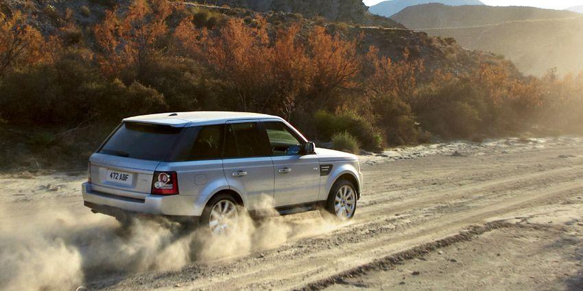 Land Rover Range Rover Sport 2013, Bahrain