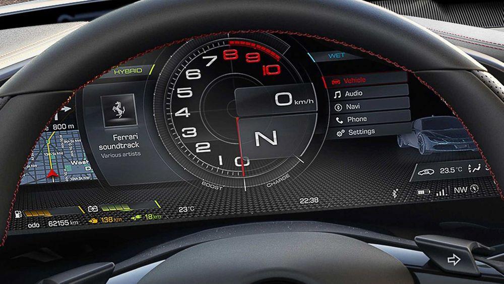 Ferrari SF90 Stradale 2021, Saudi Arabia