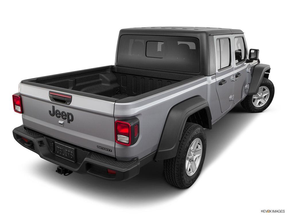 Jeep Gladiator 2021, Bahrain