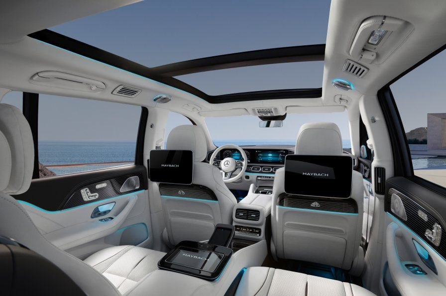 car pictures list for mercedes-benz maybach gls 2021 600