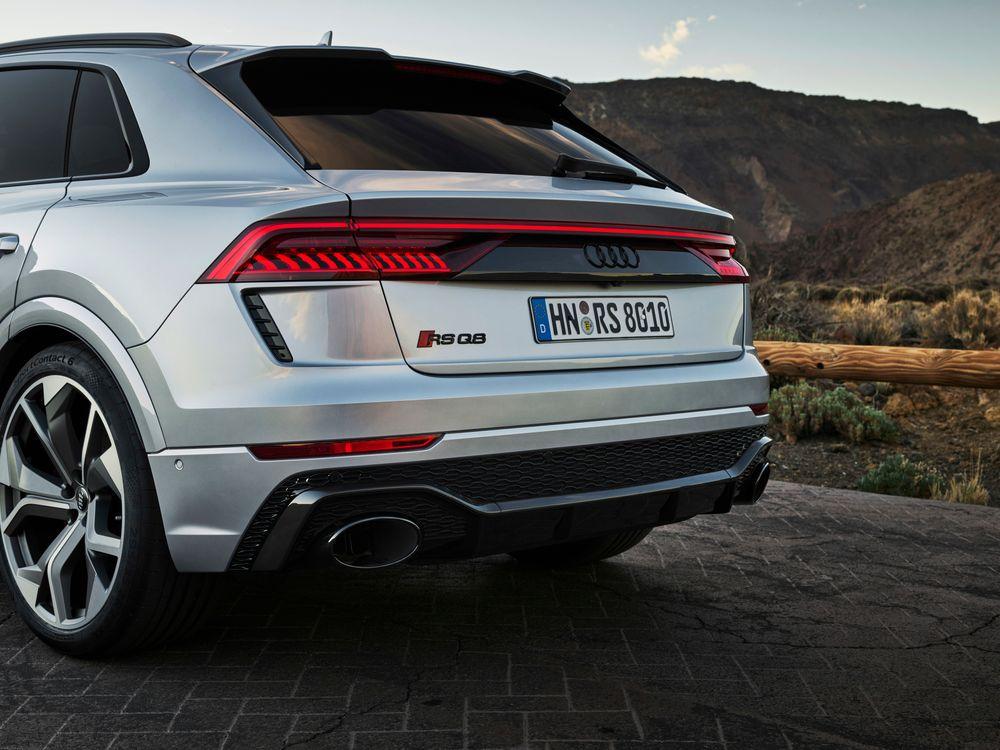 Audi RS Q8 2021, Bahrain