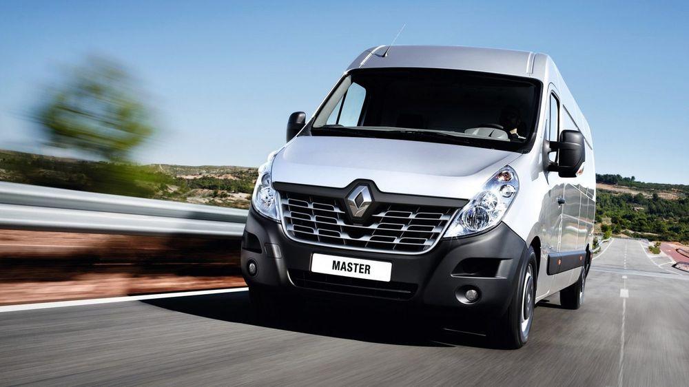 Renault Master 2021, United Arab Emirates