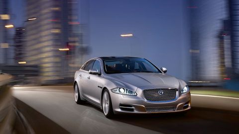 Jaguar XJ 2013, United Arab Emirates