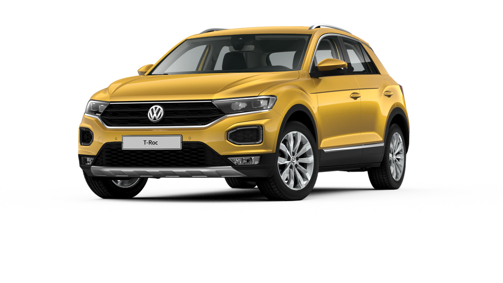 Volkswagen T-Roc 2021, Bahrain
