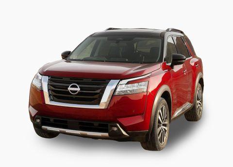Nissan Pathfinder 2022, Oman