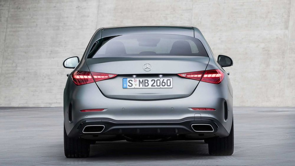 Mercedes-Benz C-Class 2022, Bahrain