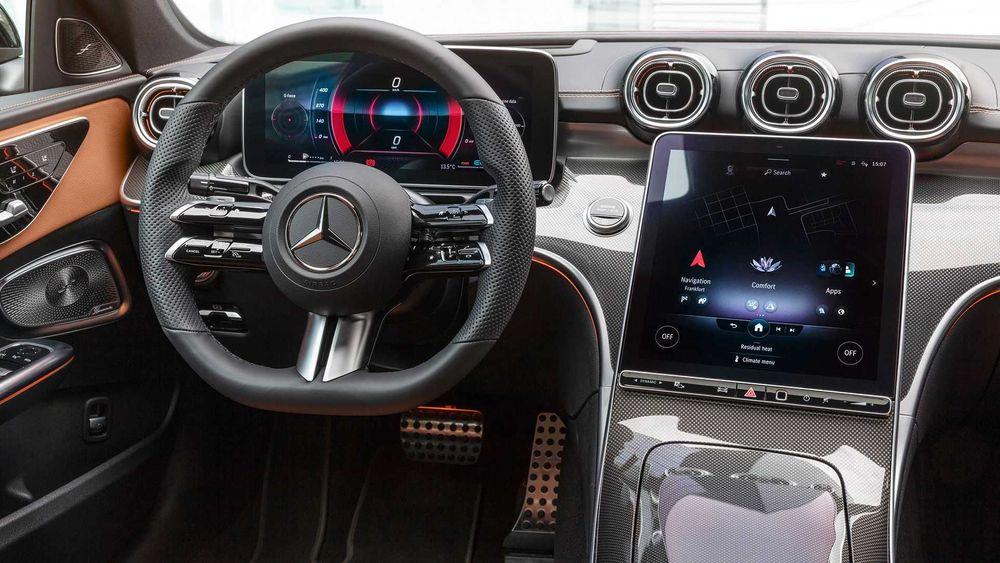 Mercedes-Benz C-Class 2022, Saudi Arabia