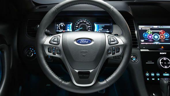 Ford Taurus 2013, Kuwait