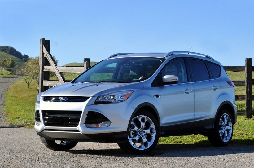 Ford Escape 2013, Bahrain
