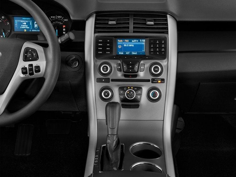 Ford Edge 2013, Kuwait