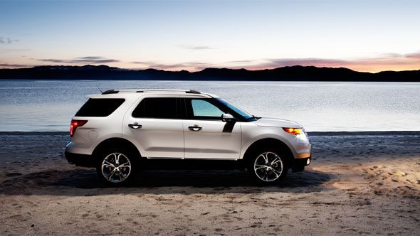 Ford Explorer 2013, United Arab Emirates