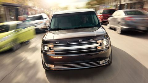 Ford Flex 2013 3.5L V6 Titanium EcoBoost, Qatar, https://ymimg1.b8cdn.com/resized/car_model/711/pictures/2470/mobile_listing_main_Ford-Flex-SUV-2013-Front_View.jpg