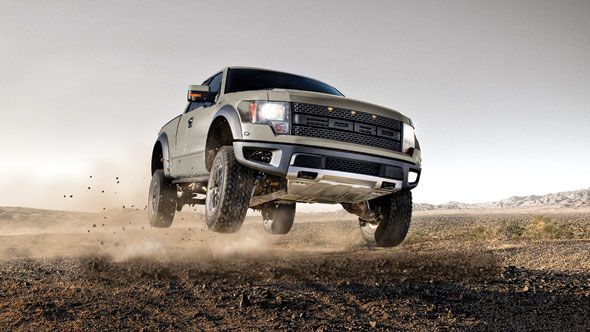 Ford F-150 2013, United Arab Emirates