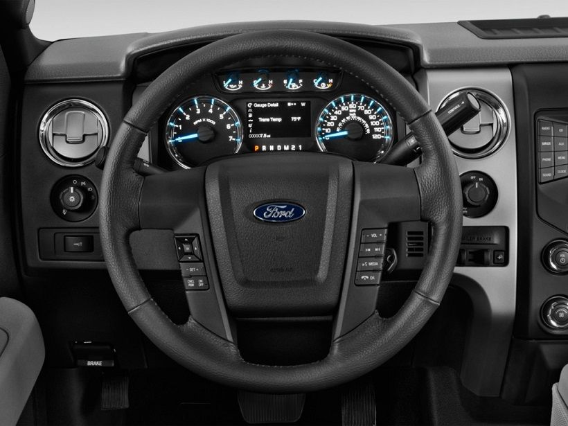 Ford F-150 2013, Oman