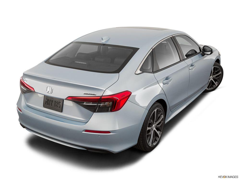 Honda Civic 2022, Kuwait