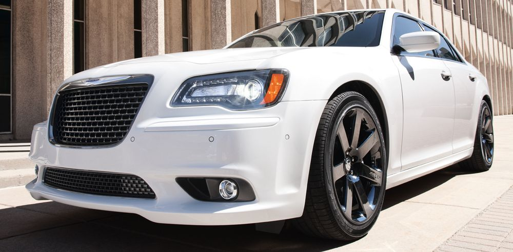 Chrysler 300C 2013, Kuwait