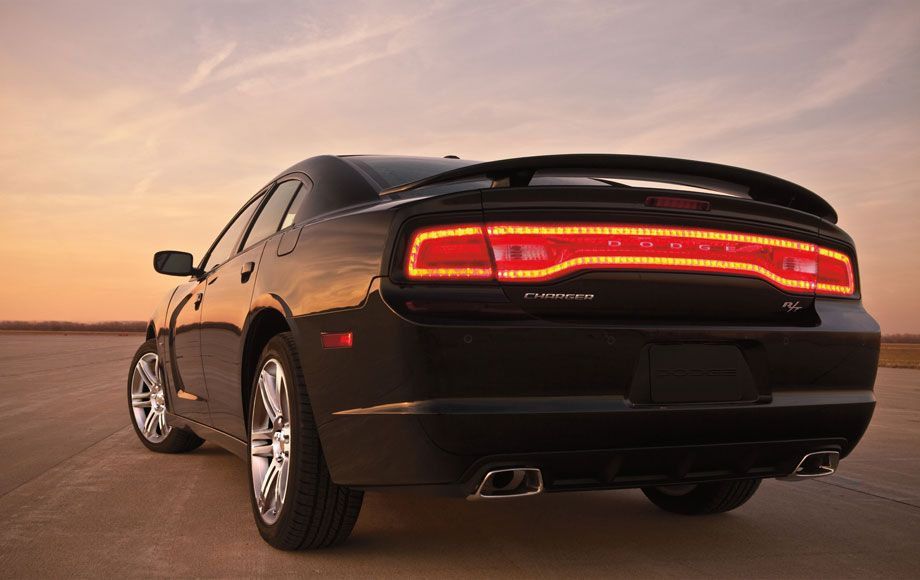 Dodge Charger 2013, Kuwait