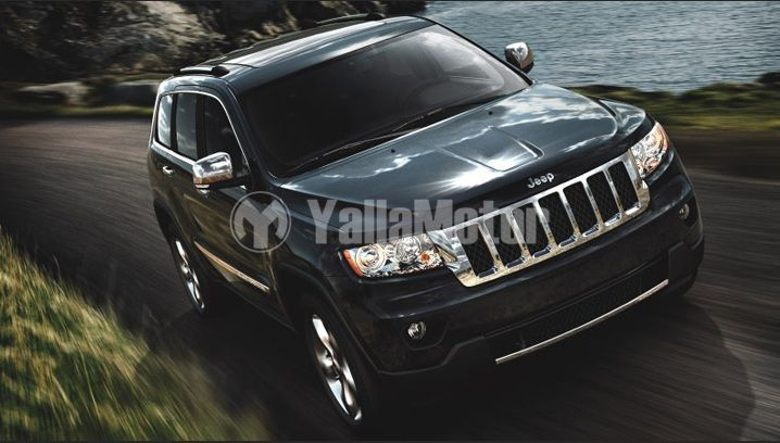 Jeep Grand Cherokee 2013, Bahrain