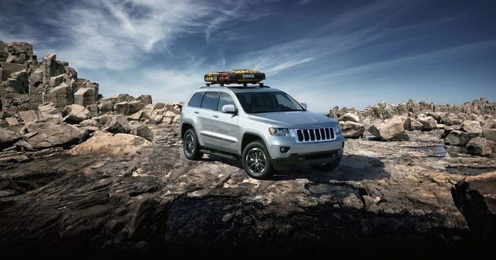 Jeep Grand Cherokee 2013, Kuwait