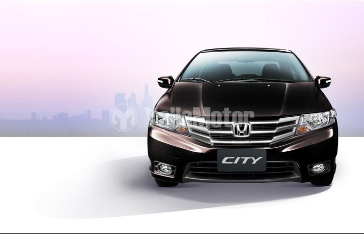 Honda City 2013, Oman