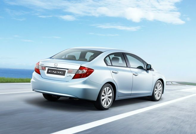 Honda Civic 2013, Kuwait