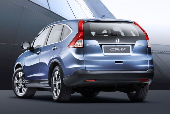 Honda CRV 2013, United Arab Emirates