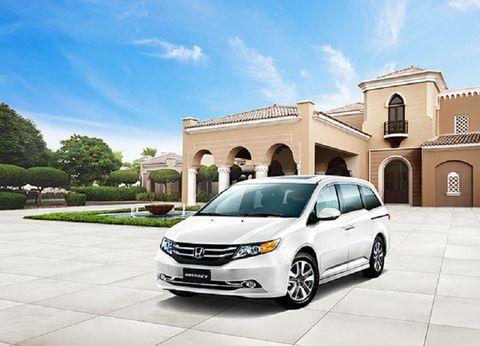 Honda Odyssey 2013, United Arab Emirates