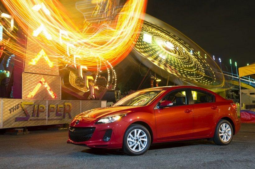 Mazda 3 Sedan 2013, United Arab Emirates