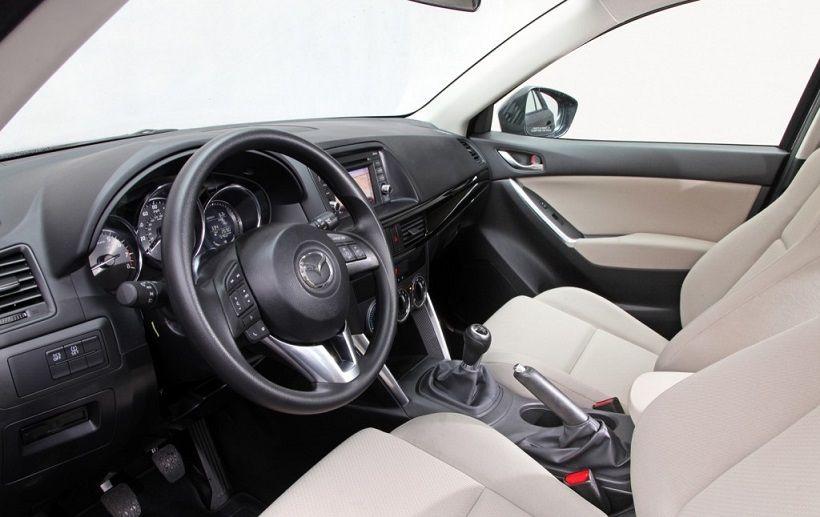 Mazda CX-5 2013, United Arab Emirates