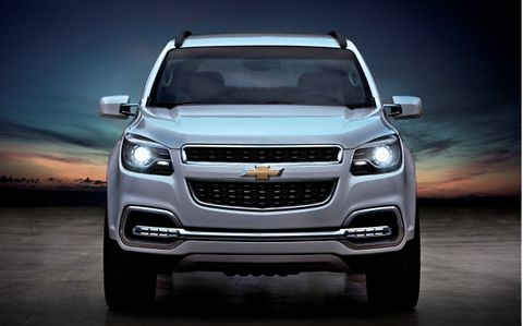 Chevrolet Trailblazer 2013 LT 4WD, Kuwait, https://ymimg1.b8cdn.com/resized/car_model/752/pictures/2604/mobile_listing_main_Chevrolet-Trailblazer-SUV-2013-Front_View.jpg