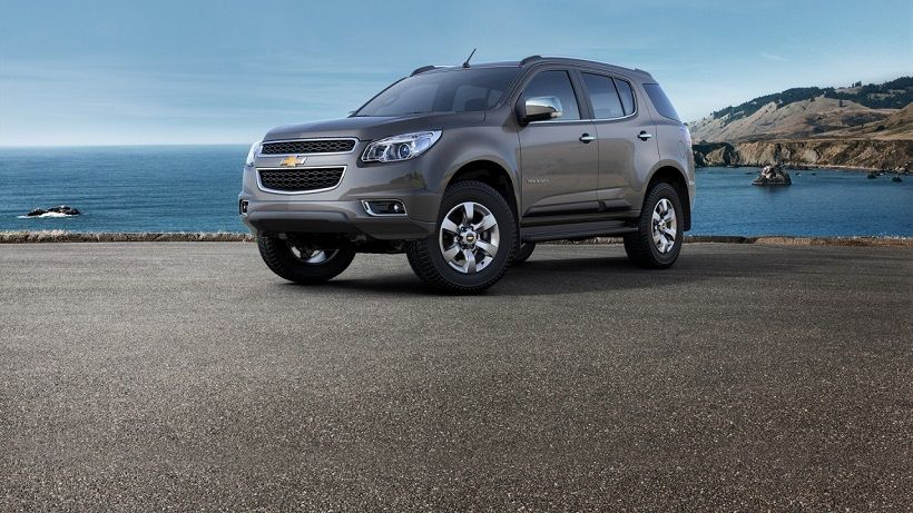 Chevrolet Trailblazer 2013, Kuwait