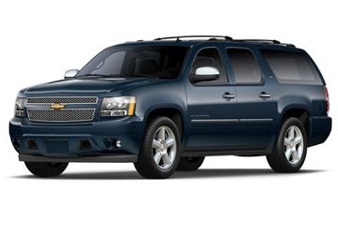 Chevrolet Suburban 2013, Kuwait