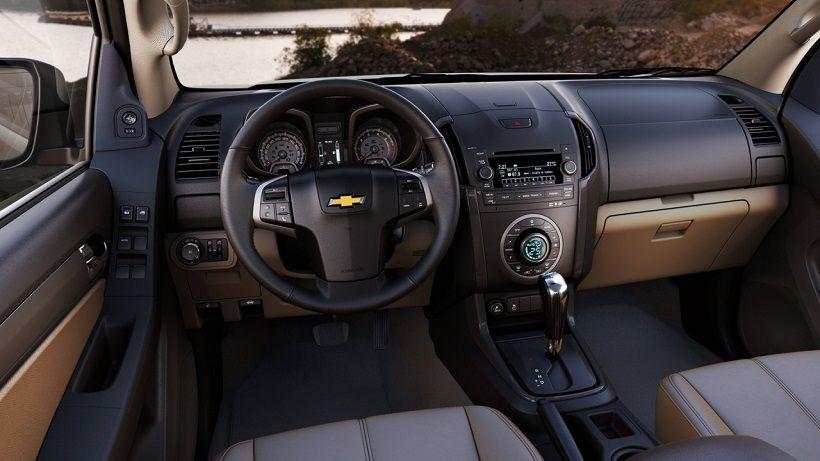 Chevrolet Colorado 2013, Saudi Arabia