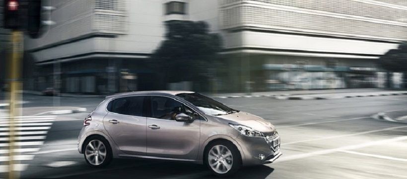 Peugeot 208 2013, Kuwait