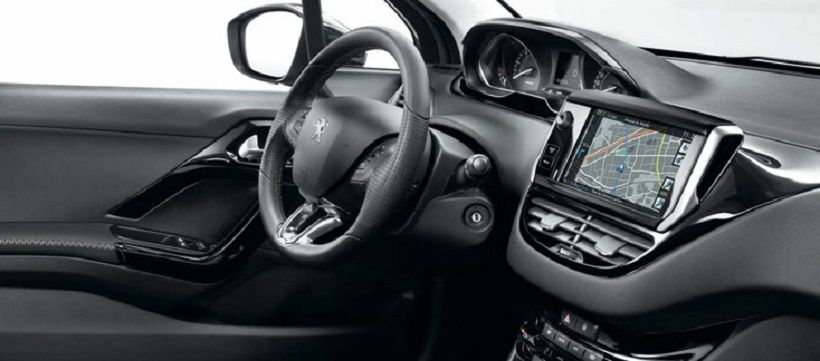 Peugeot 208 2013, United Arab Emirates