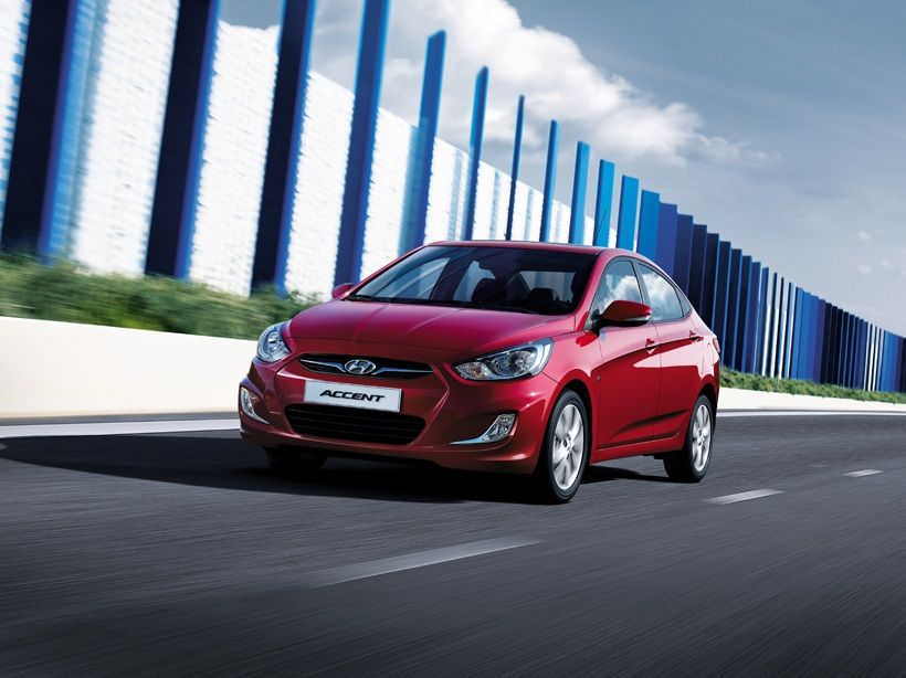 Hyundai Accent 2013, Oman