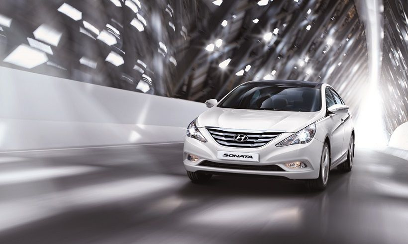 Hyundai Sonata 2013, Kuwait
