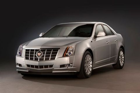 Cadillac Cts 2013 3 0l In Uae New Car Prices Specs Reviews Amp