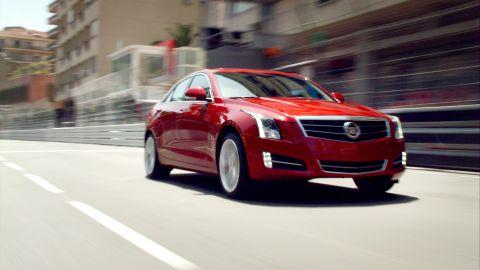 Cadillac ATS 2013, Bahrain