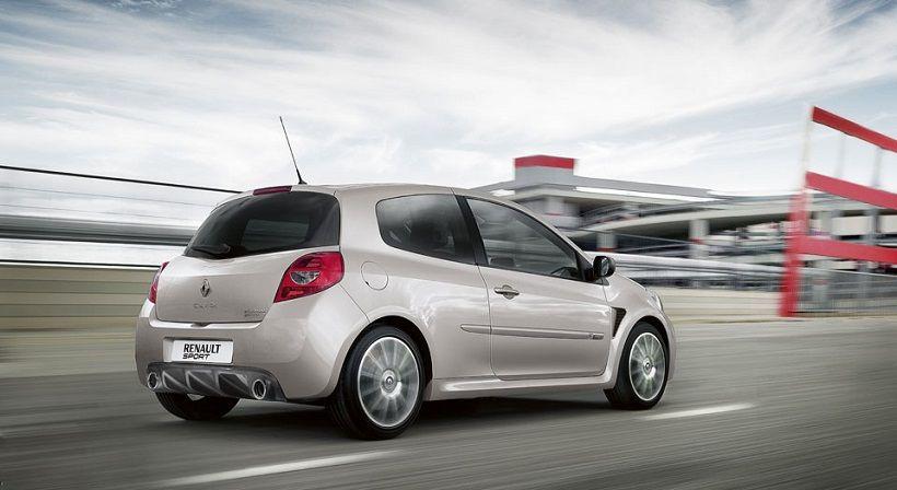 Renault Clio Sport 2013, Kuwait