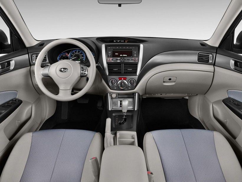 Subaru Forester 2013, Kuwait