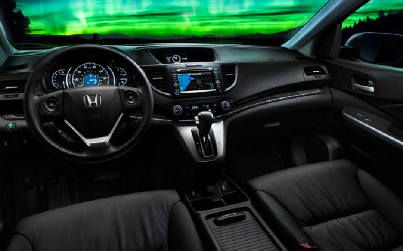 Honda CRV 2012, Saudi Arabia