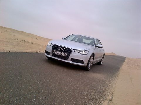 Audi A6 2013 2.8L (204 HP), Bahrain, https://ymimg1.b8cdn.com/resized/car_model/800/pictures/3039/mobile_listing_main_2013_Audi_A6_Front_View.jpg