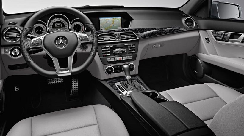 Mercedes-Benz C-Class 2013, Saudi Arabia