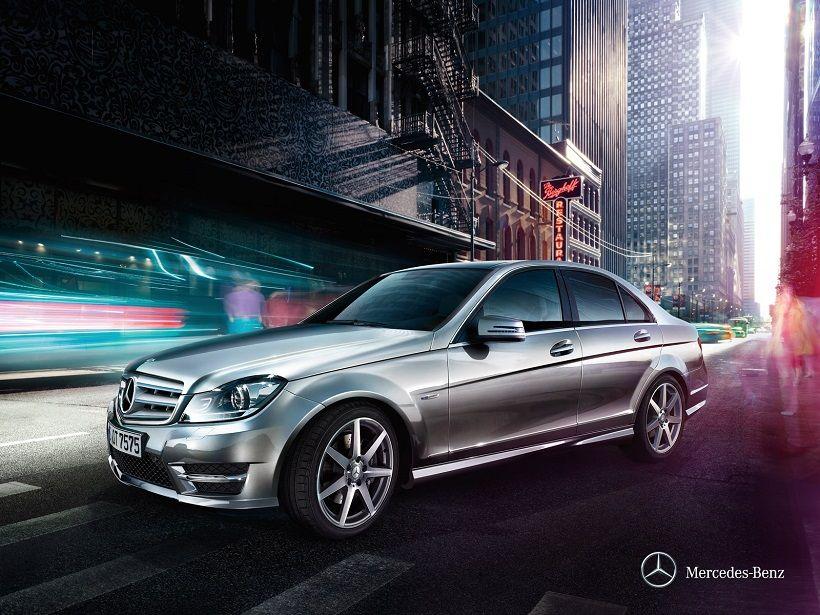 Mercedes-Benz C-Class 2013, Qatar