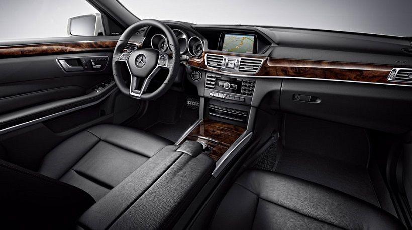 Mercedes-Benz E-Class Saloon 2013, Kuwait