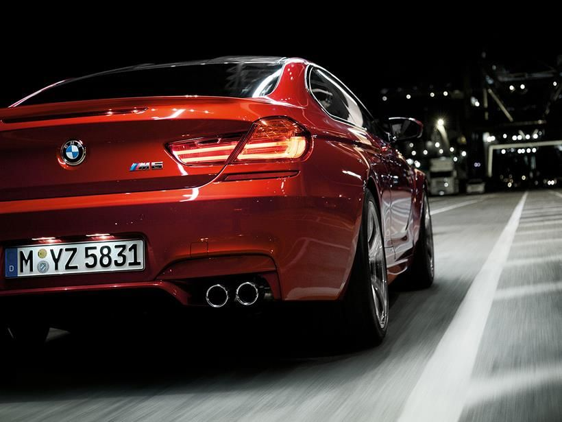 BMW M6 Coupe 2013, Oman
