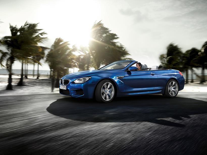 BMW M6 Convertible 2013, Bahrain