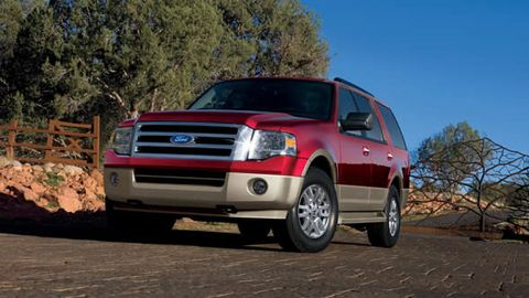 Ford Expedition EL 2013, Kuwait