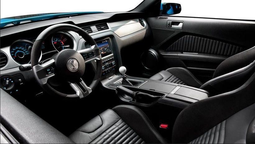 فورد موستانج شيلبي كوبرا GT500 2013, الإمارات